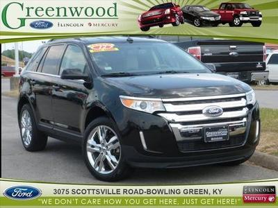 2012 Ford Edge Limited SUV for sale in Bowling Green for $27,884 with 49,851 miles.