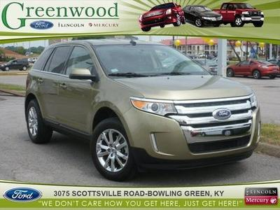 2013 Ford Edge Limited SUV for sale in Bowling Green for $27,882 with 33,911 miles.
