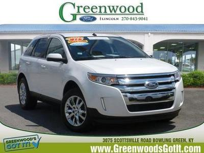 2013 Ford Edge Limited SUV for sale in Bowling Green for $28,774 with 35,238 miles.