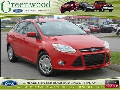 2012 Ford Focus SE Sedan for sale in Bowling Green for $17,742 with 20,243 miles.