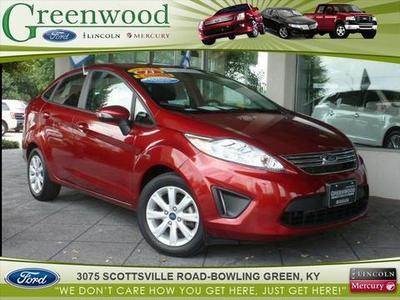 2013 Ford Fiesta SE Sedan for sale in Bowling Green for $16,877 with 26,486 miles.