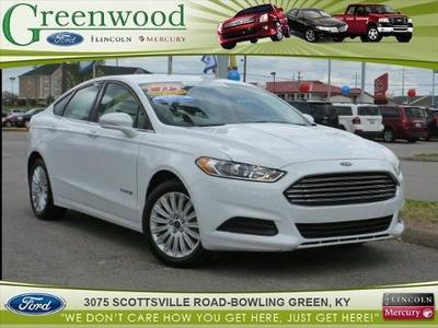 2013 Ford Fusion Hybrid SE Hybrid Sedan for sale in Bowling Green for $26,882 with 33,758 miles.
