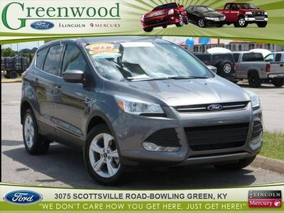 2013 Ford Escape SE SUV for sale in Bowling Green for $22,763 with 37,064 miles.