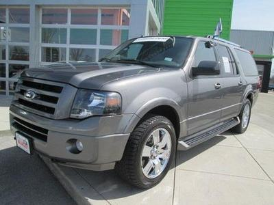 2010 Ford Expedition EL Limited SUV for sale in Somerset for $32,995 with 66,810 miles.