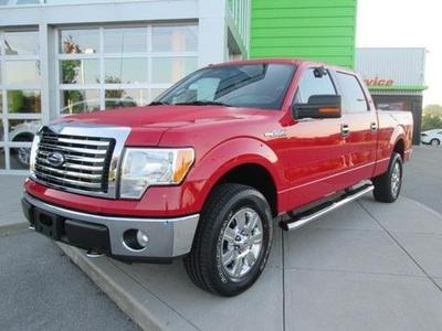 2010 Ford F150 Crew Cab Pickup for sale in Somerset for $29,995 with 49,337 miles.