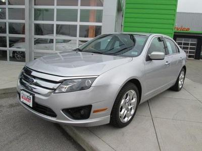 Used 2010 Ford Fusion - Somerset KY
