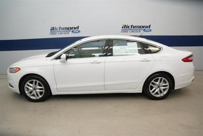 2013 Ford Fusion SE Sedan for sale in Richmond for $19,995 with 18,159 miles.