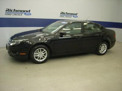 2012 Ford Fusion S Sedan for sale in Richmond for $16,991 with 27,694 miles.