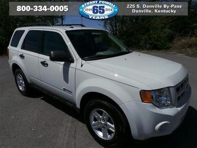 2009 Ford Escape Hybrid SUV for sale in Danville for $14,888 with 77,364 miles.