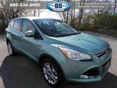 2013 Ford Escape SEL SUV for sale in Danville for $23,888 with 33,182 miles.