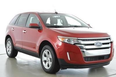 2011 Ford Edge SEL SUV for sale in Elizabethtown for $23,987 with 21,131 miles.