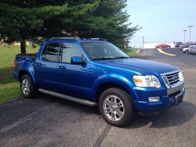 2010 Ford Explorer Sport Trac Limited Crew Cab Pickup for sale in Elizabethtown for $29,500 with 37,534 miles.