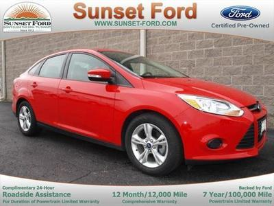 2013 Ford Focus SE Sedan for sale in Waterloo for $15,800 with 22,049 miles.