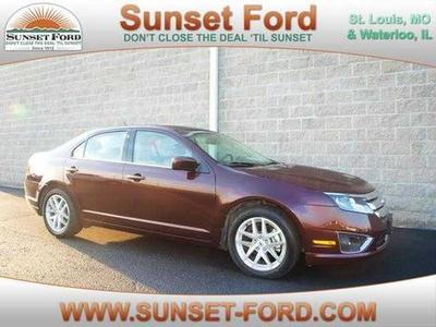2011 Ford Fusion SEL Sedan for sale in Waterloo for $13,999 with 32,057 miles.