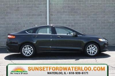 2014 Ford Fusion SE Sedan for sale in Waterloo for $19,989 with 28,186 miles.