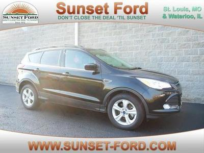 2013 Ford Escape SE SUV for sale in Waterloo for $19,660 with 34,257 miles.