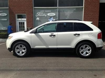 2013 Ford Edge SE SUV for sale in Flemingsburg for $25,995 with 22,053 miles.