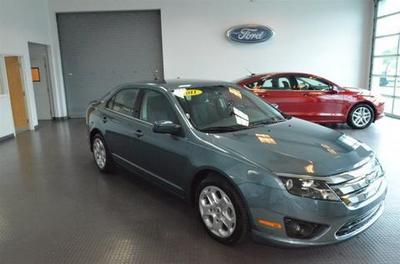 2011 Ford Fusion SE Sedan for sale in Buckhannon for $18,450 with 9,810 miles.