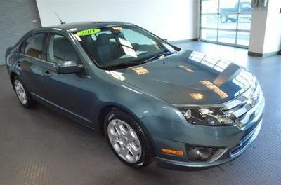 2011 Ford Fusion SE Sedan for sale in Buckhannon for $16,430 with 23,196 miles.