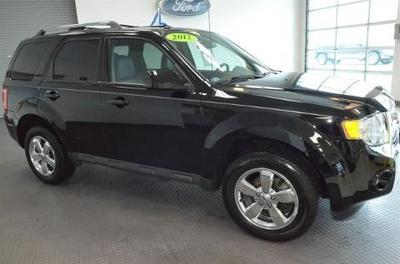 2012 Ford Escape Limited SUV for sale in Buckhannon for $23,995 with 42,765 miles.