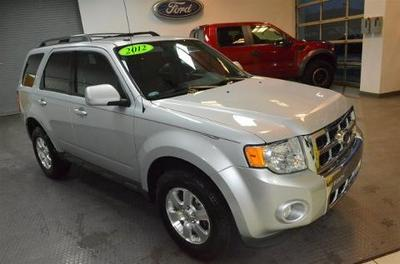 2012 Ford Escape Limited SUV for sale in Buckhannon for $23,495 with 17,601 miles.
