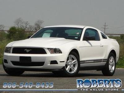 2012 Ford Mustang V6 Coupe for sale in Alton for $19,995 with 26,468 miles.