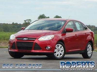 2012 Ford Focus SE Sedan for sale in Alton for $16,395 with 19,727 miles.