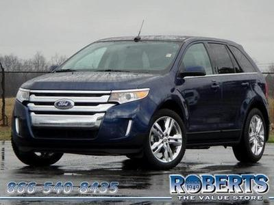 2012 Ford Edge Limited SUV for sale in Alton for $31,995 with 17,995 miles.