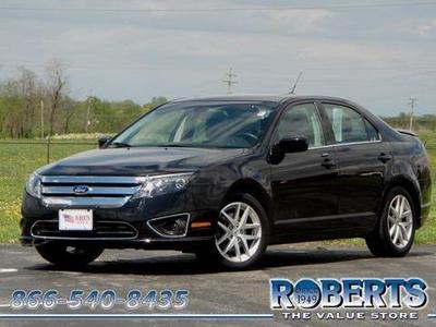 2012 Ford Fusion SEL Sedan for sale in Alton for $20,495 with 17,977 miles.