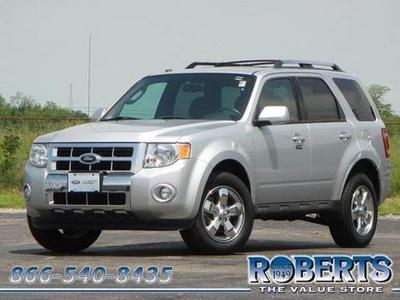 2012 Ford Escape Limited SUV for sale in Alton for $22,995 with 19,681 miles.
