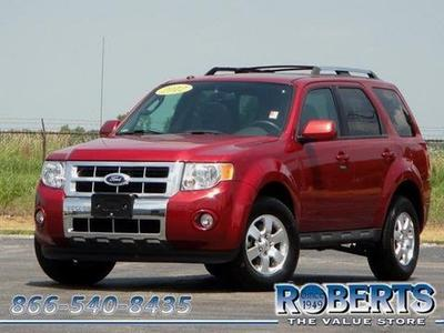 2012 Ford Escape Limited SUV for sale in Alton for $22,995 with 26,899 miles.