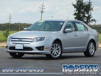 2012 Ford Fusion SEL Sedan for sale in Alton for $21,495 with 12,807 miles.