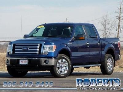 2011 Ford F150 XLT Crew Cab Pickup for sale in Alton for $32,495 with 24,192 miles.