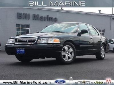 2011 Ford Crown Victoria LX Sedan for sale in Wilmington for $14,995 with 35,182 miles.