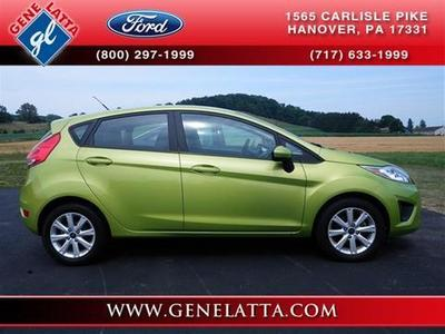 2011 Ford Fiesta SE Hatchback for sale in Hanover for $11,979 with 25,946 miles.