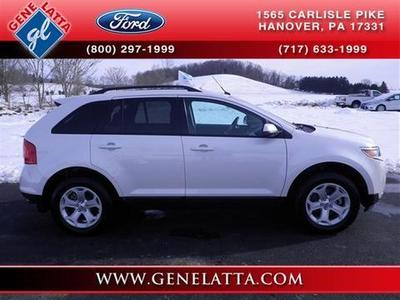 2013 Ford Edge SEL SUV for sale in Hanover for $23,922 with 22,761 miles.