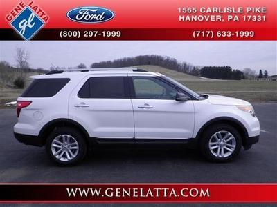 2012 Ford Explorer XLT SUV for sale in Hanover for $31,971 with 29,323 miles.