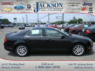 2010 Ford Fusion SEL Sedan for sale in Decatur for $17,995 with 34,301 miles.