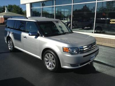 Ford Flex From A Car Lot In Greenville OH