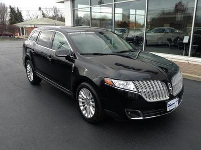 Lincoln MKT From A Car Lot In Greenville OH