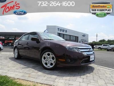 2011 Ford Fusion SE Sedan for sale in Keyport for $16,379 with 30,500 miles.