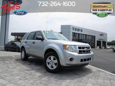 2012 Ford Escape XLS SUV for sale in Keyport for $18,560 with 20,745 miles.