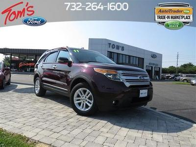 2011 Ford Explorer XLT SUV for sale in Keyport for $26,408 with 37,512 miles.