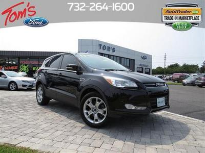 2013 Ford Escape SEL SUV for sale in Keyport for $23,881 with 17,935 miles.