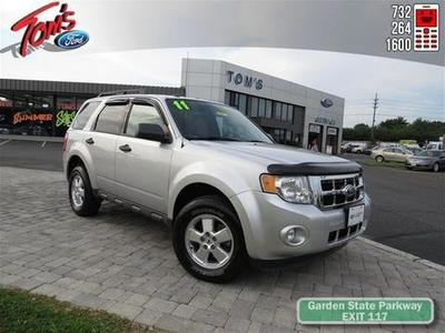 2011 Ford Escape XLT SUV for sale in Keyport for $20,710 with 22,618 miles.