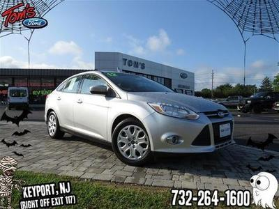 2012 Ford Focus SE Sedan for sale in Keyport for $15,615 with 43,779 miles.