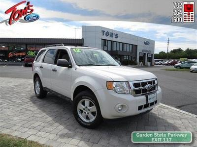 2012 Ford Escape XLT SUV for sale in Keyport for $17,983 with 40,330 miles.