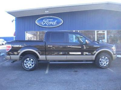 2013 Ford F150 Crew Cab Pickup for sale in Canton for $44,990 with 15,727 miles.