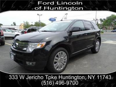 2010 Ford Edge Limited SUV for sale in Huntington for $21,931 with 44,865 miles.
