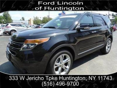 2014 Ford Explorer Limited SUV for sale in Huntington for $34,841 with 15,888 miles.